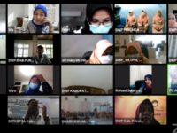 SMKN H Moenadi Ikuti Webinar Keluarga Tanggap Cegah Pelecehan Seksual