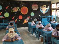 Menakar Pencapaian Materi Pembelajaran, SMK Negeri H Moenadi Adakan PTS Gasal Blended